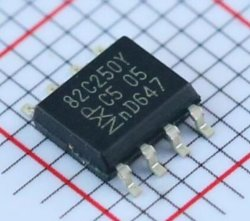 PCA82C250T/YM, 118 KANN 1MBd Reserve5v Automobil-IS