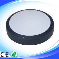Verdeler 3 Jaar Waterdichte schot van de Garantie IP65 van het Waterdichte Openlucht met van de LEIDENE van de Sensor van de Microgolf de Lamp Muur van het Plafond onderaan Licht
