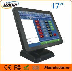 """17 """" schermo attivabile al tatto capacitivo al minuto tutti in un sistema di posizione"""