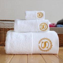 Tovagliolo di bagno su ordinazione dell'hotel di marchio (JRC027)