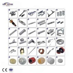 Materieel Hantering diverse merken Elektrische Diesel vorkheftruck onderdelen verkopen Vervangende PU-nylon wielen voor palletkrik