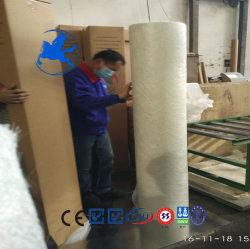ガラス繊維によって切り刻まれる繊維のマットおよび編まれた粗紡のための中国の製造業者