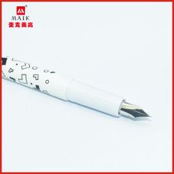 주문 로고를 가진 최신 판매 선전용 펜 주문 로고 볼펜 첨필 금속 펜