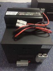 24V 100Ah Fosfato de ferro Lítio Solar Bateria Bateria LFP LiFePO4 de alta potência da bateria recarregável Bateria UPS com células LiFePO4