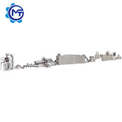 O enchimento do núcleo Snacks inchado máquina de produto alimentar de Lazer