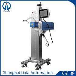 Máquinas laser de CO2 impressora jato de tinta Laser Ls-P2000 utilizados nos produtos cosméticos