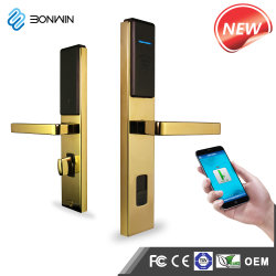 Ce renseignement électronique approuvé Smart mobile de la télécommande de serrure de porte de l'hôtel à 500m