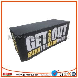 Jarmoo Custom 6ft 8FT IMPRIMÉ Tissu chiffon de table de la tension de spandex