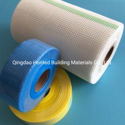 El álcali resistente Muro Eifs estuco de mármol del mosaico de Tela de malla de fibra de vidrio reforzada para la construcción