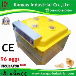 フルオートの96個の卵の定温器のふ化場機械