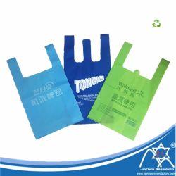 Imprimé personnalisé réutilisables de PP non tissé Shopping sacs fourre-tout, sacs à main