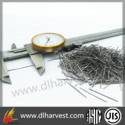 Стальные волокна для конкретного и огнеупорного усилитель