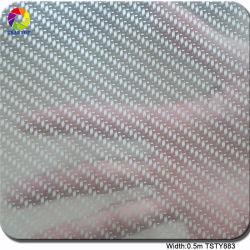 Tsautop 0,5m Tst883 Transferência de água em fibra de carbono Imprimir filme