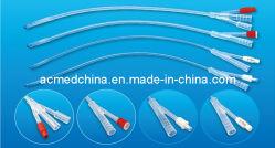 De Catheters van Foley van het silicone