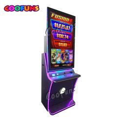 카지노 장비 슬롯 머신 융해 판매를 위한 4개의 노름 게임