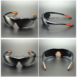 Claro Espejo de E/S Lens las gafas de seguridad anti cero Coating (SG115)