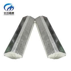高い純度99.99%の錫の無鉛Snの棒の錫棒