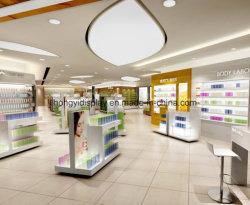 Белый цвет жидкости окраска косметический магазин розничной торговли в таблице отображения