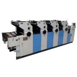 4 ألوان إزاحة الطباعة سعر آلة الطباعة