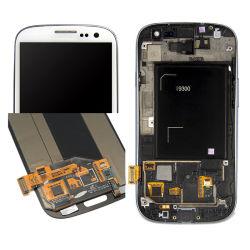شاشة LCD تعمل باللمس لـ Samsung Galaxy S3 I9300