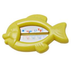 Belle forme de poisson bébé Baignoire Douche thermomètres de mesure de température de l'eau