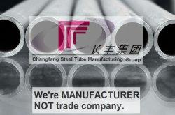 Rmeg Ronda galvanizado Acero al carbono tubo para la industria química