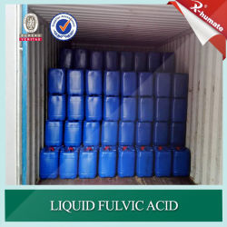 25%-40% Ácido Fulvic líquido adubo orgânico