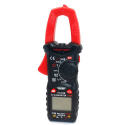 Pince multimètre numérique 6000 Compte Auto-Ranging multimètre avec Tension AC/DC