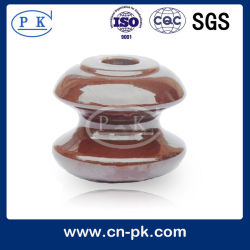 Электрические фарфоровые изоляторы серьги низкое напряжение изолятор