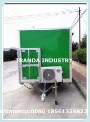 De Mobiele Bestelwagen van uitstekende kwaliteit van het Snelle Voedsel van de Vrachtwagen van het Restaurant voor Verkoop