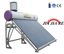 chauffe-eau solaire Non-Pressurized (HYV JJR-8)