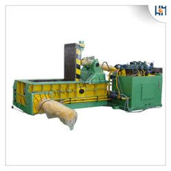 Presse comprimée en acier en métal de rebut hydraulique réutilisant les machines de emballage