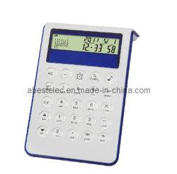 World Time 8 dígitos calculadora de escritorio AB-938