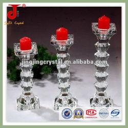 Supporto di candela per la decorazione domestica