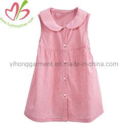 La vente de vêtements chauds écrasé populaire plaine Frocks Robes enfants fille