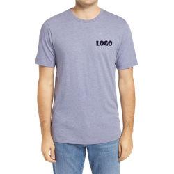 Мужские летние Custom печать новой моды T кофта высокое качество вывода горловины обычная T футболка