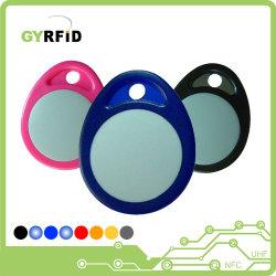 시간을 재는 시스템 (KEC39)를 위한 RFID Keyfob NFC Keychain