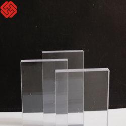 PC en matière plastique solide en polycarbonate transparent de bord pour les toitures