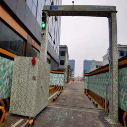 자동차 헤드의 카고 부품에 대한 방사선 이미지 대형 트럭을 위한 X선 보안 검사 시스템 금지 기능 물류 공원