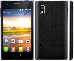 Original 4,0 pouces 5MP GPS Android 4.0 GSM L5 (E610/E612) Smart Téléphone mobile