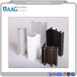 Het Profiel van het aluminium of het Venster en de Deur van pvc UPVC van de Uitdrijving van het Aluminium