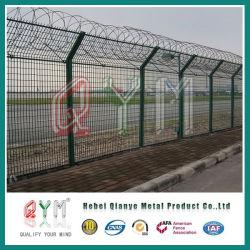 Tipo Y Post Aeroporto revestido de PVC Verde o gerador de malha de arame