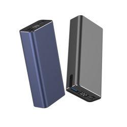 20000mAh 3ポートの入力タイプCマイクロ電光二重USBが付いている携帯用Pd力バンクの外部電池は携帯用電池のパックを出力した