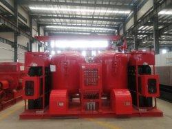 Feuerlöschsystem Für Trockenpulver Mit Hohem Druck