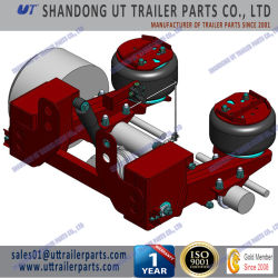 トラックおよびトレーラーのための持ち上がる機能空気懸垂装置