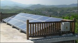 ホーム使用のためのハイブリッド住宅の完全な太陽PVモデル