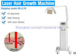 Professional Laser de Diodo Perda de Cabelo Dispositivo de Tratamento para o Salão de Beleza