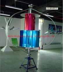 3kw de de verticale Turbogenerator van de Wind en Generator van de Macht van de Wind (de Turbine van de Wind 200W -10KW)