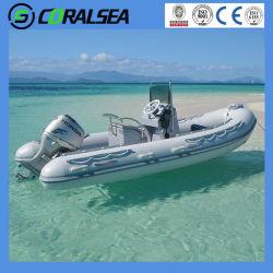 470c FRP costilla bote hinchable para la velocidad/Motor/Deporte