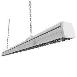 150lm/W 20W/36W/40W/48W/50W/65W/75W/80W/1500/3000600/1200 mm con LED de luz para almacén supermercado